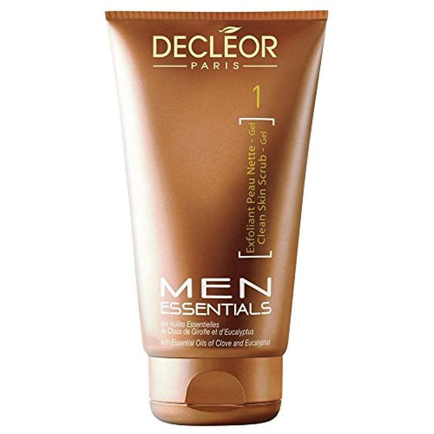 最悪綺麗なミニ[Decl?or ] 125ミリリットル男性のためデクレオール剥脱クレンジングジェル - Decl?or Exfoliant Cleansing Gel For Men 125ml [並行輸入品]