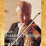 J.S.バッハ/無伴奏ヴァイオリンのためのソナタとパルティータ BWV1001-1006