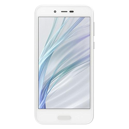 シャープ SIMフリースマートフォン AQUOS sense lite SH-M05(ホワイト) SH-M05-W