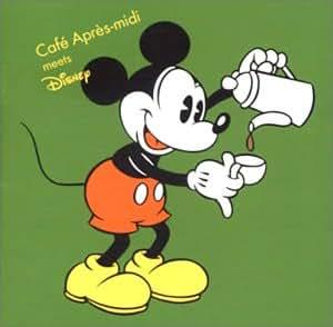 カフェ・アプレミディ ディズニー(CCCD)