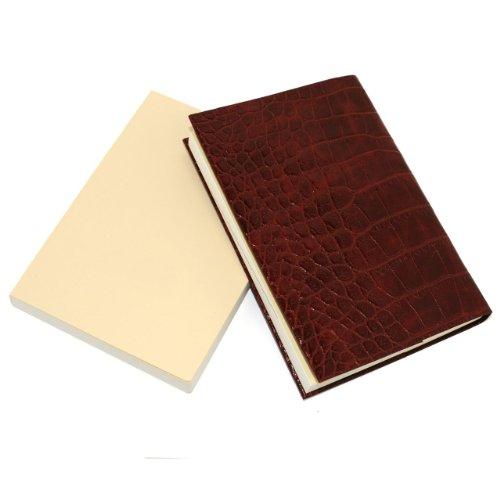 77957c86ca78 お手入れいらずの リサイクルレザー ブックカバー ほぼ日手帳 文庫版対応サイズ (