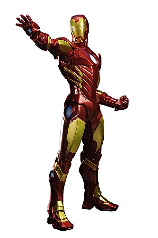 コトブキヤ ARTFX+ MARVEL NOW! アイアンマン MARVEL NOW! 【RED X GOLD】 1/10スケール PVC製 塗装済み簡易組立フィギュア