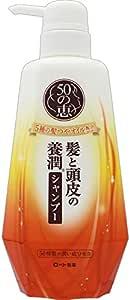 ロート製薬 50の恵エイジングケア 髪と頭皮の養潤シャンプー 400mL