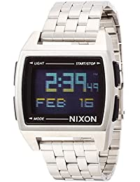 [ニクソン]NIXON BASE: BLACK NA1107000-00 【正規輸入品】