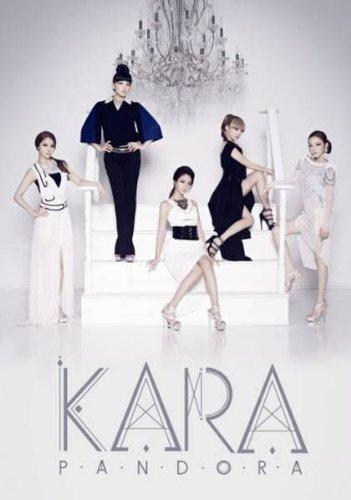[画像:特典ポスター付き KARA カラ ミニ 5集 PANDORA(パンドラ)(韓国盤)]
