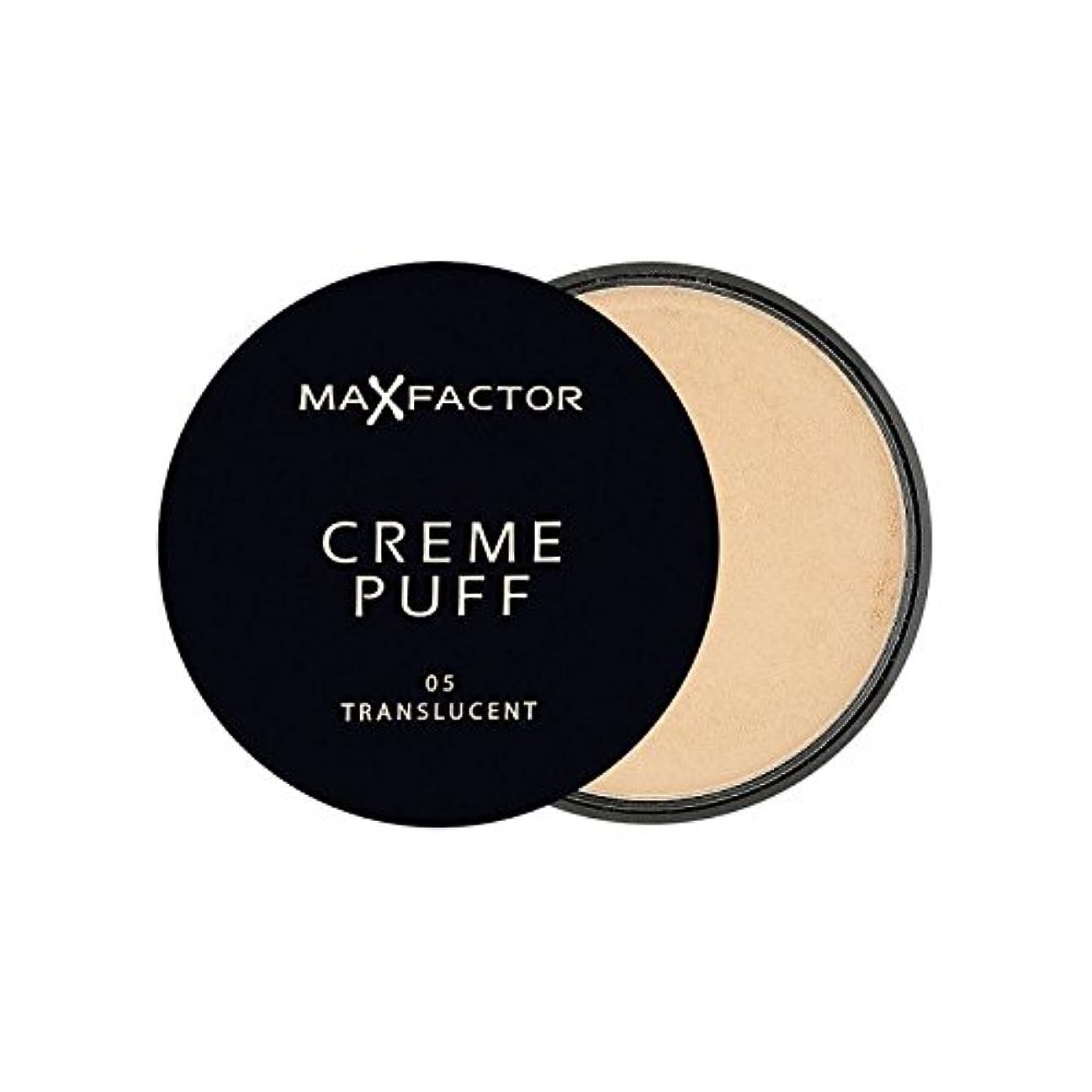 シーボードダンプうがい薬Max Factor Creme Puff Powder Compact Translucent 5 - マックスファクタークリームパフパウダーコンパクト半透明5 [並行輸入品]