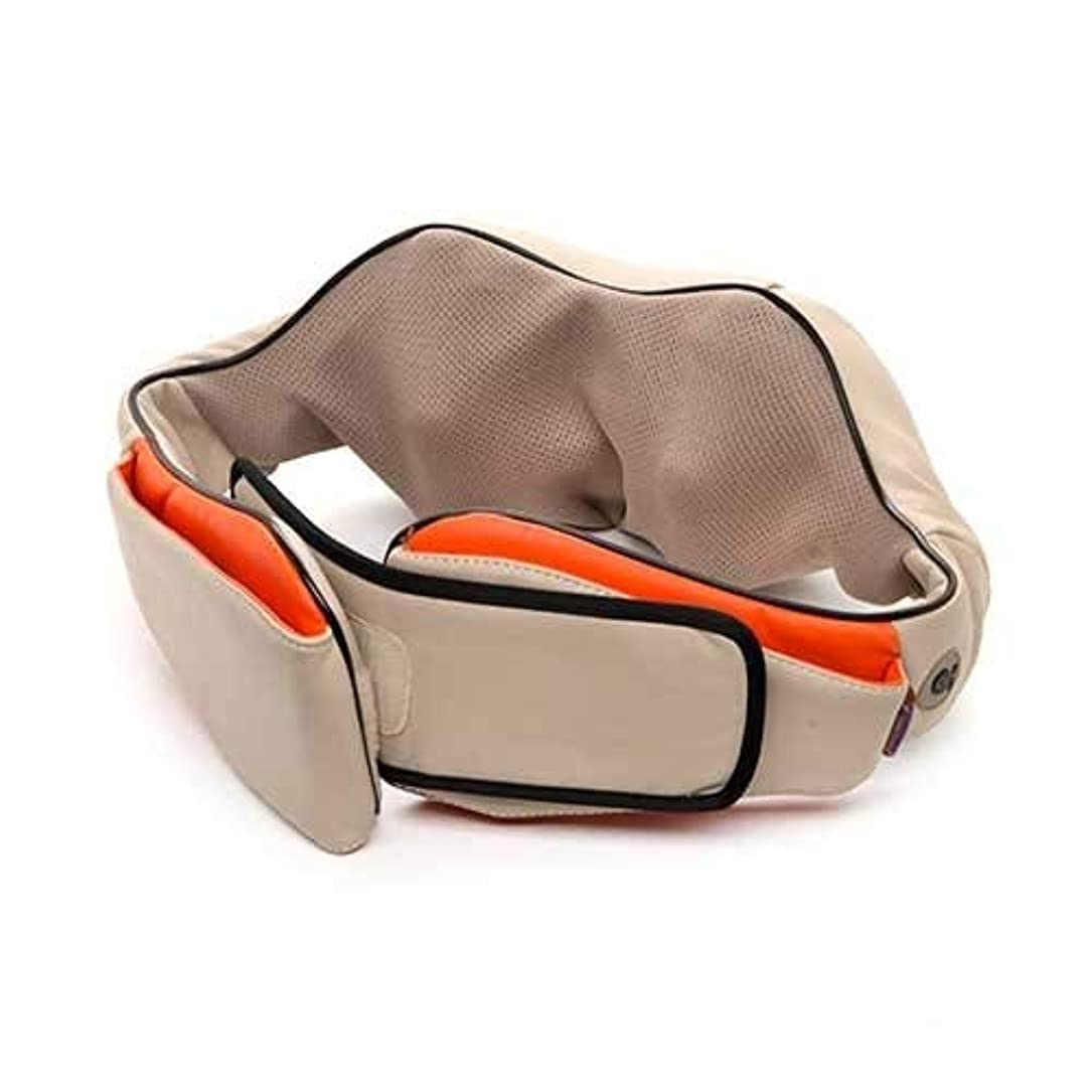 びっくりする引き潮ヘアRelaxus Shiatsu Kneader Neck And Body Wireless Wrap Massager 141[並行輸入]
