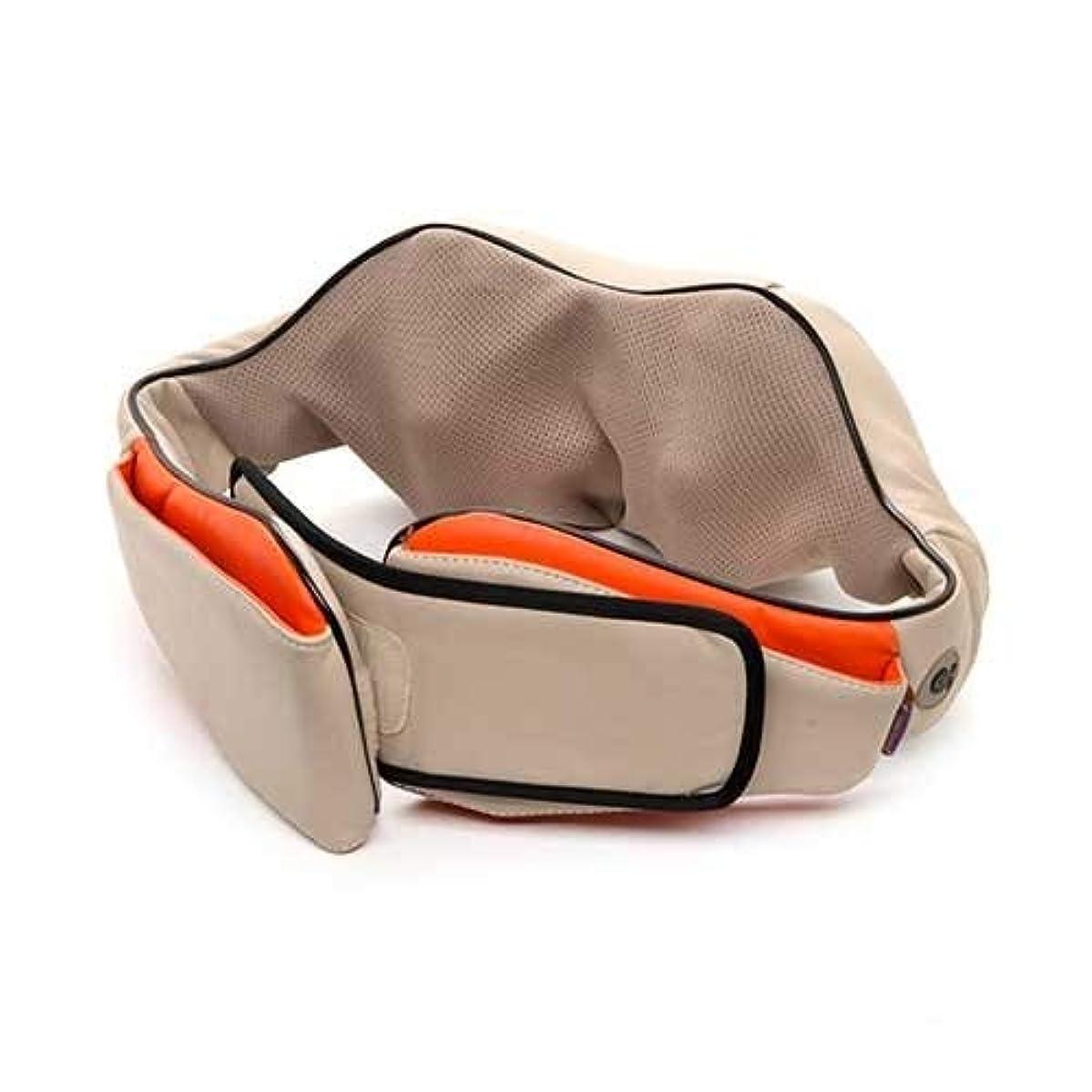 ブラウザブロンズ指Relaxus Shiatsu Kneader Neck And Body Wireless Wrap Massager 141[並行輸入]