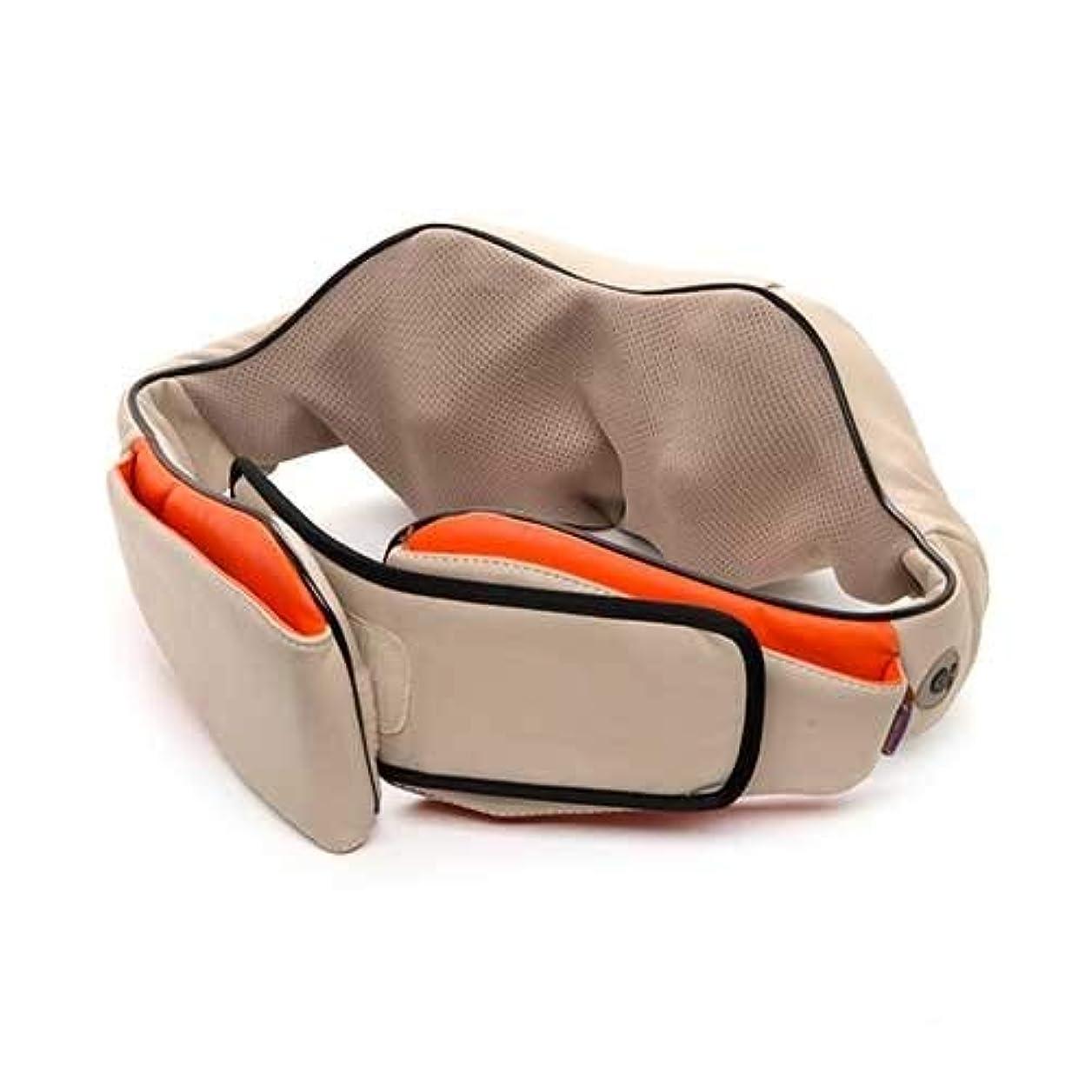 農村桁広範囲にRelaxus Shiatsu Kneader Neck And Body Wireless Wrap Massager 141[並行輸入]