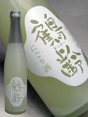 鶴齢 [純米吟醸酒]