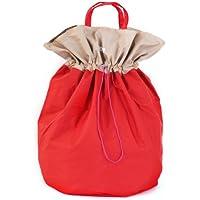 7A.M. ENFANT HAMPER BAG Red
