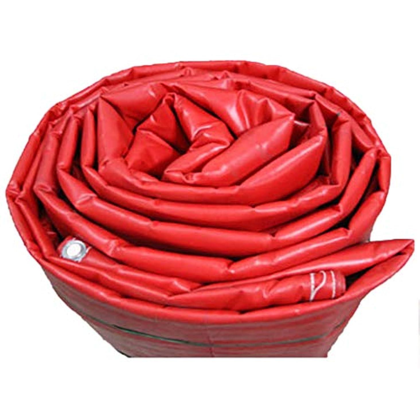 促す舌なディプロマターポリン 赤 タープ ポンチョ アイレット付き 防水防風カバー UV耐性 老化防止 キャンプ ハイキング 家族 トラック用自転車ボート