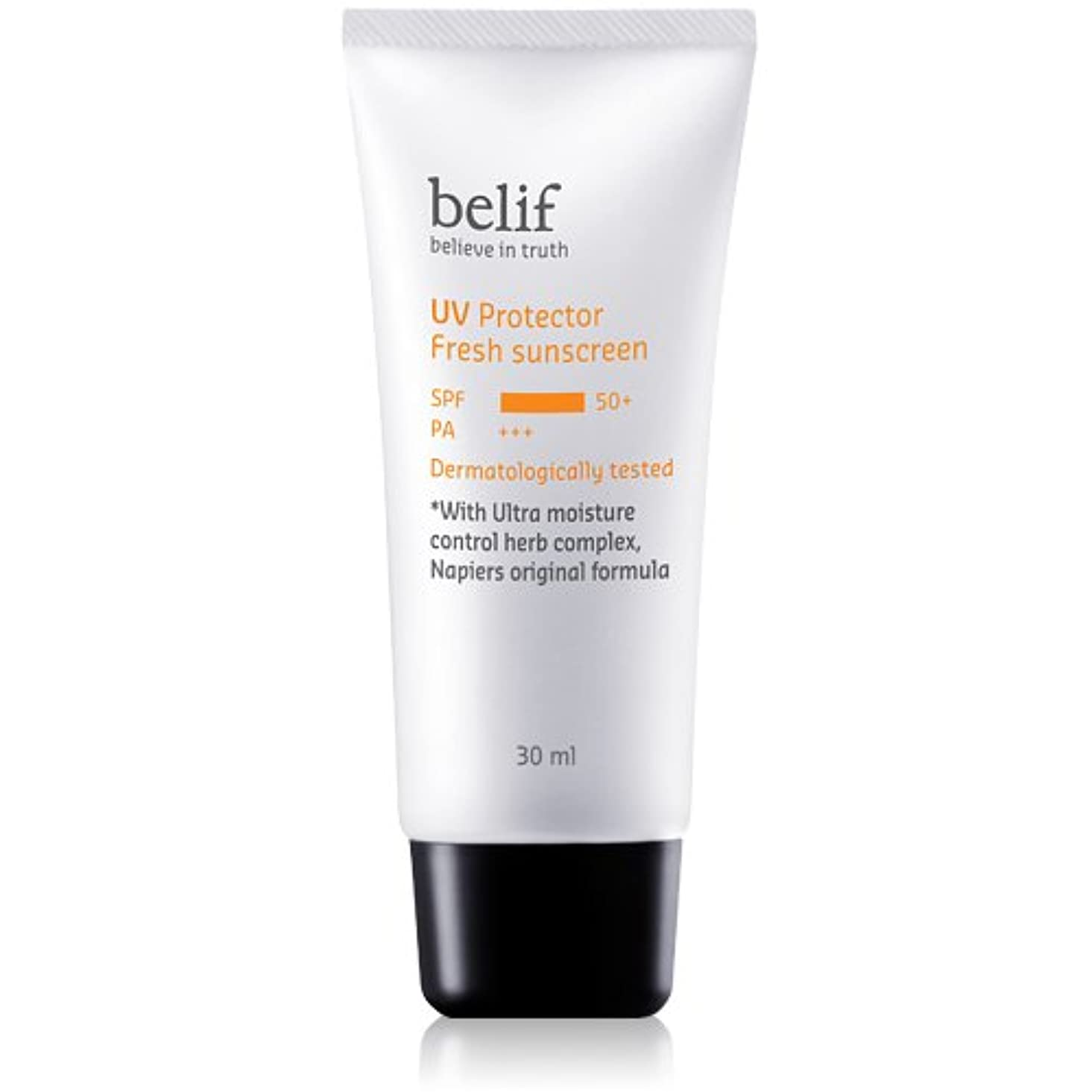 国勢調査目を覚ますいろいろBelif(ビリーフ)UV Protector Fresh sunscreen 30ml/ビリーフUVプロテクターフレッシュサンスクリーン