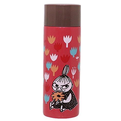 ムーミン[保温保冷水筒]直飲みステンレスマグボトル/リトルミ...