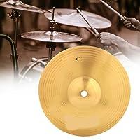 クラッシュシンバル、シンバル スプラッシュ、8インチスプラッシュシンバル 楽器アクセサリードラムセット