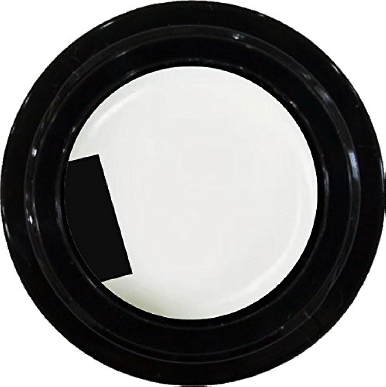 運動鉄拒絶するカラージェル enchant color gel M001 PureWhite 3g/ マット M001 ピュアホワイト 3グラム アレルギー対応