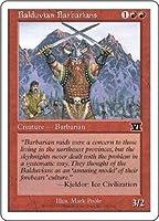 英語版 第6版 Classic Sixth Edition 6ED バルデュヴィアの蛮族 Balduvian Barbarians マジック・ザ・ギャザリング mtg