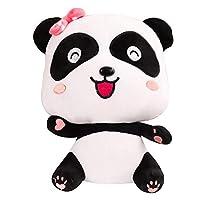 パンダぬいぐるみぬいぐるみ人形のおもちゃ、柔らかい抱き合わせ枕誕生日誕生日マスハロウィーンギフト