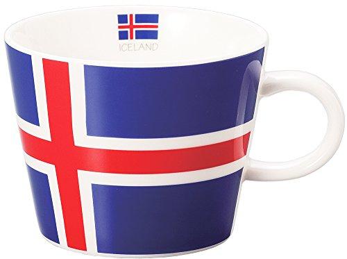 Land フラッグマグ ICELAND(アイスランド) 11195-0