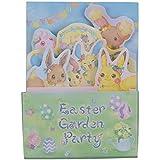 ポケモンセンターオリジナル ボックス付箋Easter Garden Party