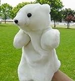 パペット 人形 劇 しろくま 白熊 可愛い