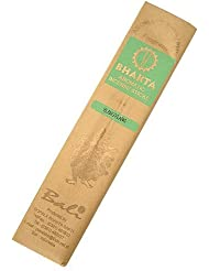 お香 BHAKTA ナチュラル スティック 香(イランイラン)ロングタイプ インセンス[アロマセラピー 癒し リラックス 雰囲気作り]インドネシア?バリ島のお香