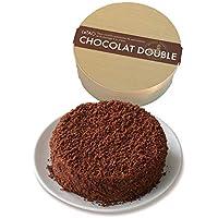 ルタオ (LeTAO) チーズケーキ ショコラドゥーブル ホール 4号(2~3人分) バレンタインデー