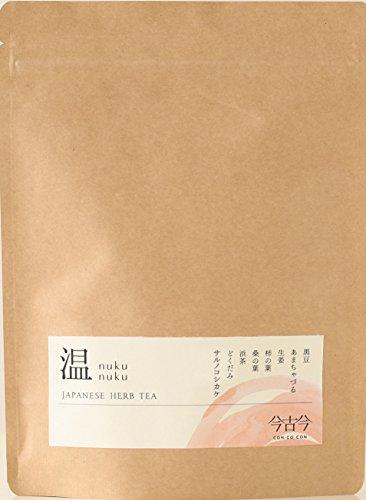 妊活ハーブティー今古今「温nukunuku」2.5gTB×30個入和のハーブを調合した妊娠準備・妊活用ハーブティー