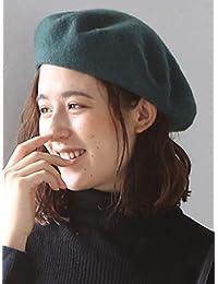 (コーエン) COEN 帽子 ウール ベレー 76856068053 レディース