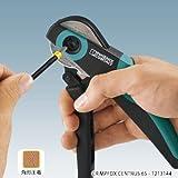 フエニックスコンタクトphoenic contact CRIMPFOX CENTRUS 6S 棒端子(フェルール)用圧着工具 適合電線サイズ0.14-6mm/26-10AWG ダイの幅12mm
