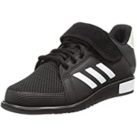 Adidas Men's Power Perfect III Shoes, Core Black/Footwear White/Matte Gold