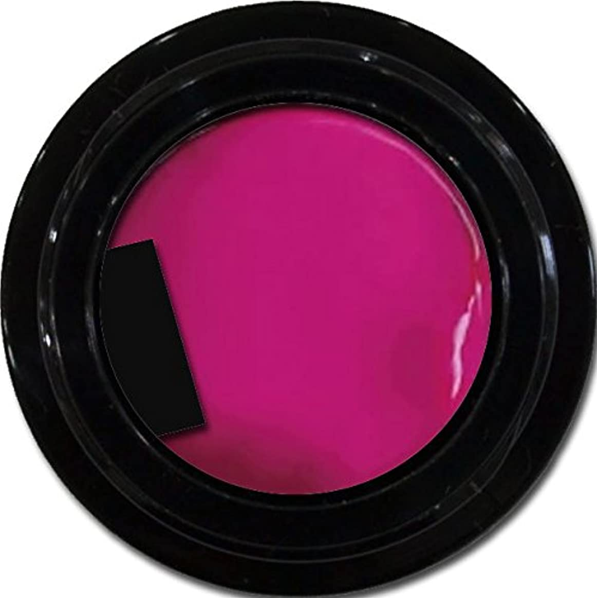 メディック首謀者バットカラージェル enchant color gel M214 NeoPink 3g/ マットカラージェル M214 ネオピンク 3グラム