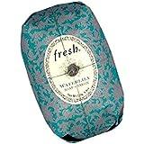 Fresh フレッシュ Waterlily Soap 石鹸, 250g/8.8oz. [海外直送品] [並行輸入品]