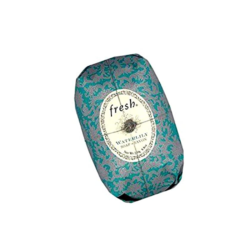 登山家タック上Fresh フレッシュ Waterlily Soap 石鹸, 250g/8.8oz. [海外直送品] [並行輸入品]