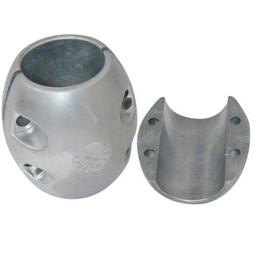 """X18 Tecnoseal X18 Shaft Anode - Zinc - 4-.5"""" Shaft Diameter"""