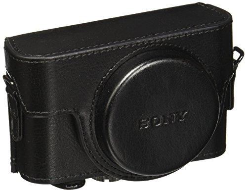 ソニー SONY デジタルカメラケース ジャケットケース ブラック LCJ-RXF B
