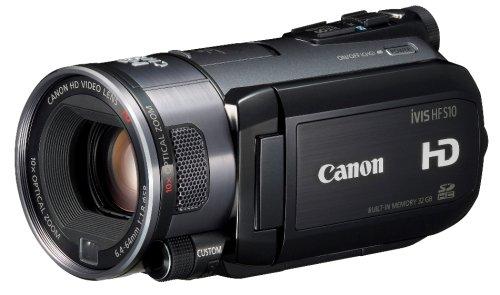 Canon フルハイビジョンデジタルビデオカメラ iVIS (アイビス) HF S10 IVISHFS10