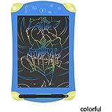 Goodfans 8.5インチ カラーハンドライティングボード カートゥーン 子供用 図面 グラフィティ ブラックボード LCD LCD ライティングボード 121
