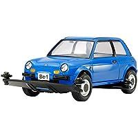 タミヤ ミニ四駆特別企画商品 ニッサン Be-1 ブルーバージョン タイプ3シャーシ プラモデル 95477