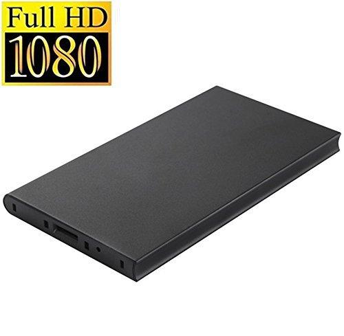 OneSky 1080Pフル HD隠しカメラ モバイルバッテ...