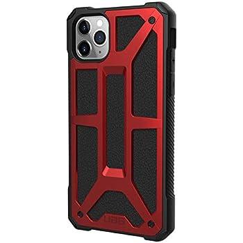 URBAN ARMOR GEAR iPhone 11 Pro Max(6.5インチ)対応耐衝撃ケース MONARCH クリムゾン 【日本正規代理店品】 UAG-IPH19L-P-CR
