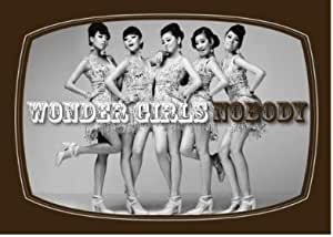 Wonder Girls : The Wonder Years – Trilogy : Nobody (韓国盤)