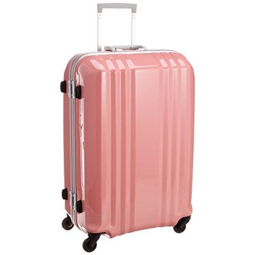 [エー・エル・アイ] A.L.I スーツケース デカかる2 /68cm 64L 4.3Kg シリアルナンバー管理 TSAロック付 MM-5388 SPK (S-ピンク)
