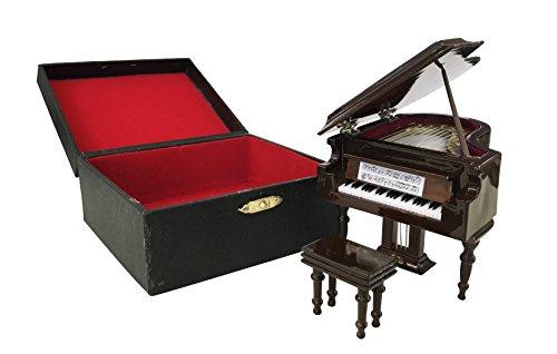 [해외]SUNRISE SOUND HOUSE 선 라이즈 사운드 하우스 미니어처 악기 그랜드 피아노/SUNRISE SOUND HOUSE Sunrise Soundhouse Miniature Musical Instrument Grand Piano