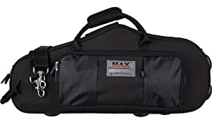 プロテック アルトサックス用セミハードケース MX304CT (ブラック)