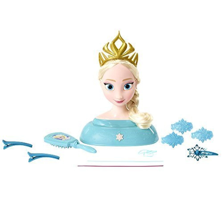 [ディズニー] Disney Frozen Elsa Styling Head 82296-l [並行輸入品]
