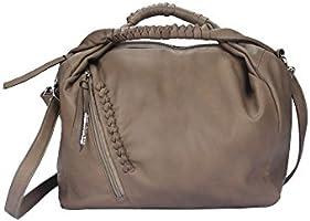 Giotto 子牛皮のハンドバッグ