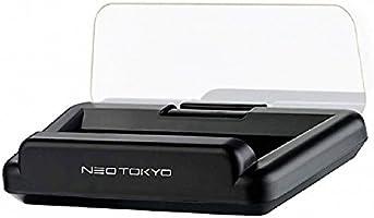 HUDネオトーキョー OBD-X1 ヘッドアップディスプレイ 速度計 タコメーター 水温計 電圧表示【対応車種:2010(平成22)年9月以降発売車種(ハイブリッド車対応)】