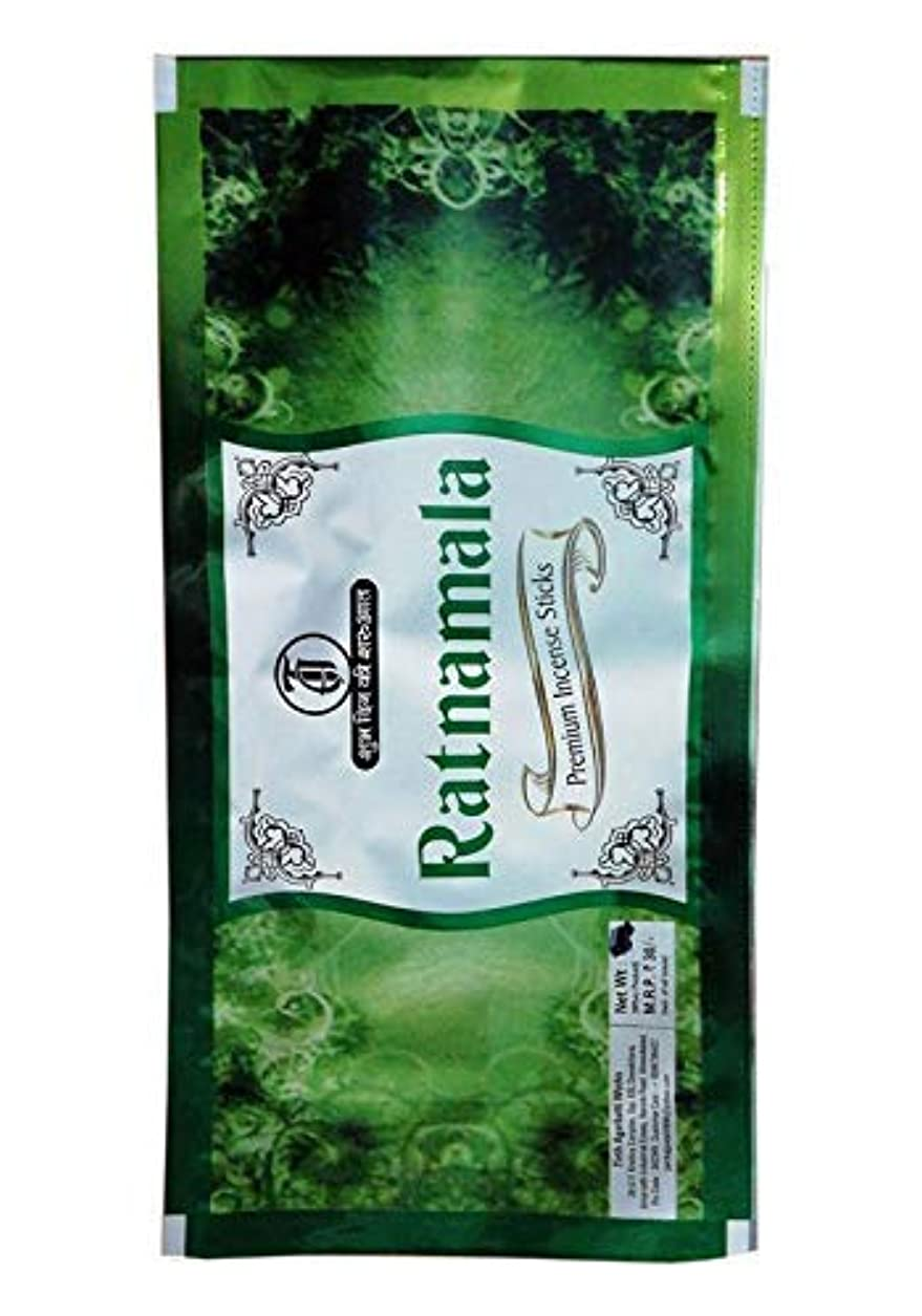 スチュワーデス船外馬鹿TIRTH Ratnamala Premium Incense Stick/Agarbatti (170 GM Pack) Pack of 2