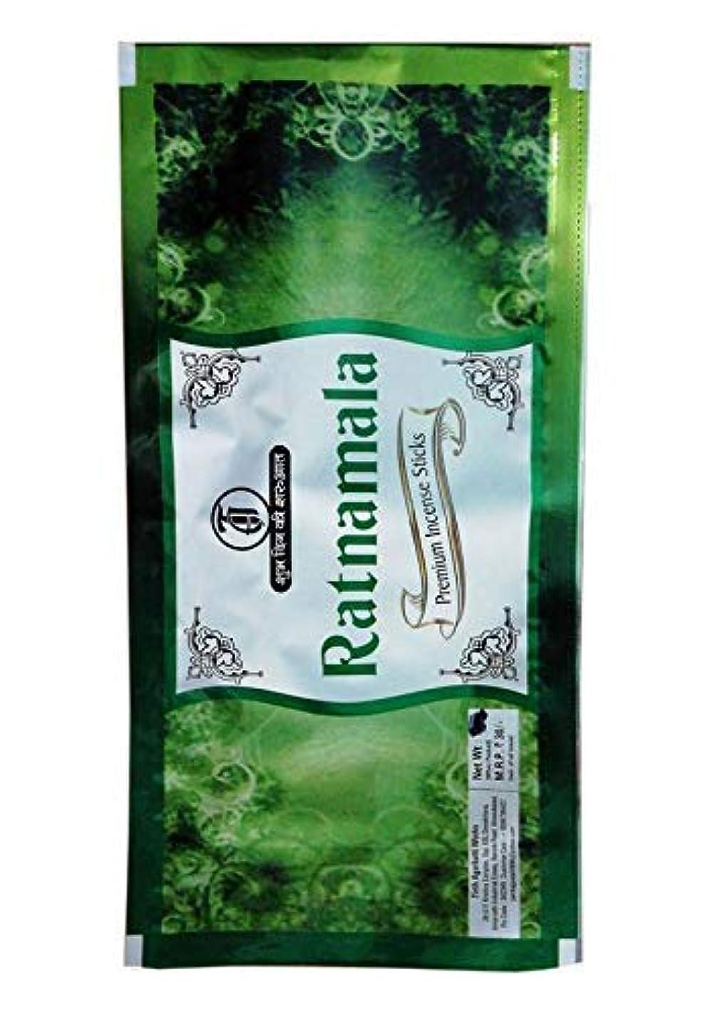 終わり換気する中毒TIRTH Ratnamala Premium Incense Stick/Agarbatti (170 GM Pack) Pack of 2